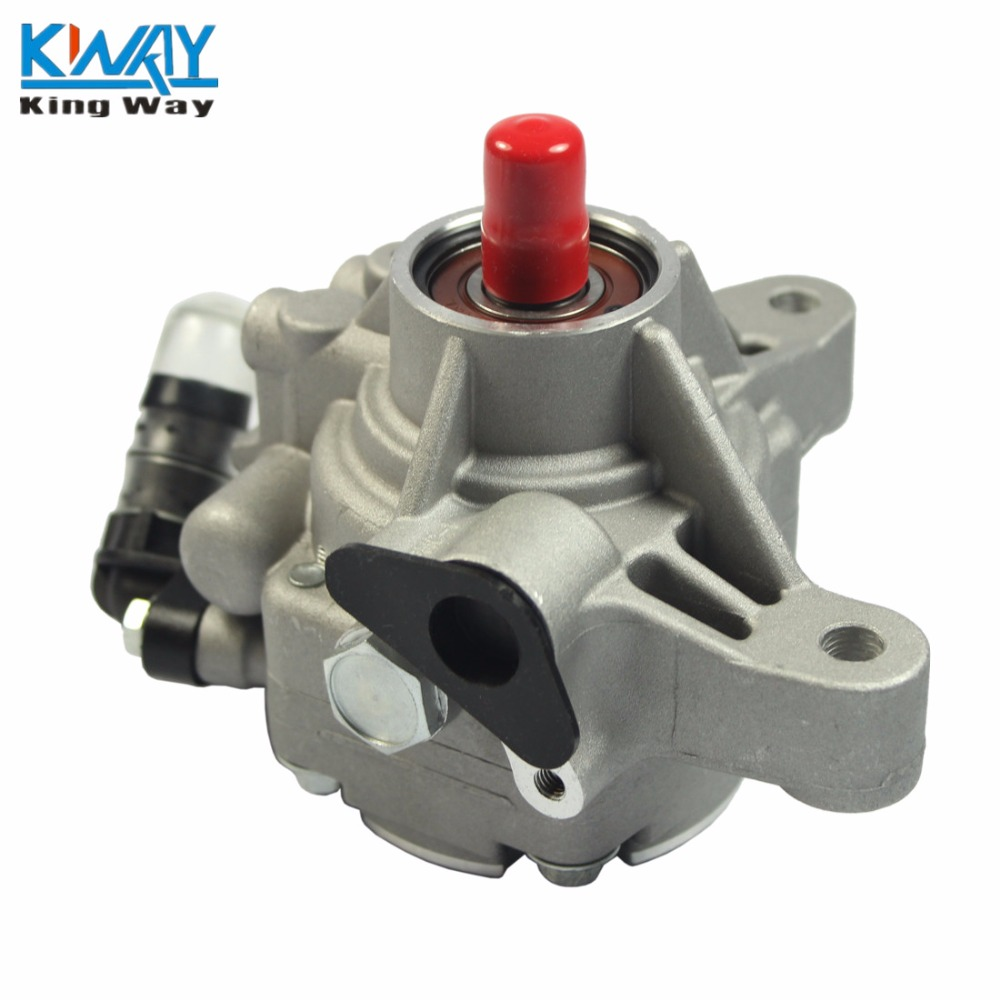 FREE SHIPPING - King Way - Power Steering Pump For ACURA RSX TSX HONDA ACCORD CR-V ELEMENT 56110-PNB-A01
