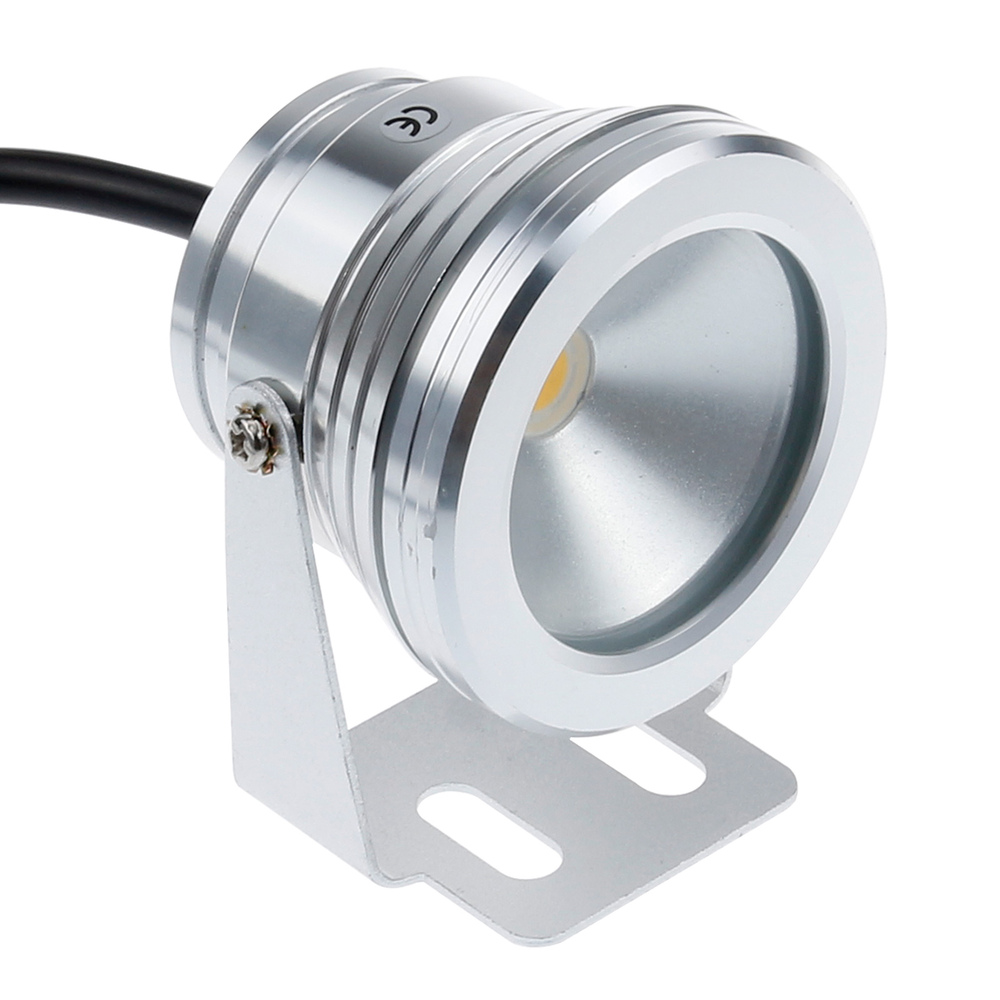 Faretti Led 12 Volt.High Quality 10w Outdoor Underwater Led Light 12v Waterproof Ip68 Swimming Pool Pond Fountain 17451