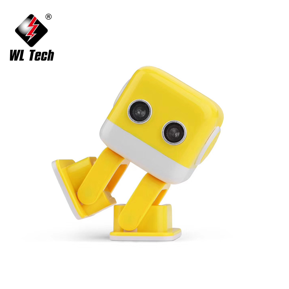 RC Intelligent robot Toys IOS /Android /Infrared control APP Control Puzzle Dancing Multi-function Robot for Children xmas gift diy assembly puzzle metal intelligent control robot children educational toys