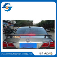 Hot Sale ABS Primer Color Rear Trunk Spoiler For Elysee Spoiler With Light GT Style