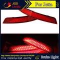 Luz da cauda estacionamento aviso traseiro refletor para VW Jetta 2012 2013 2014 estilo Do Carro do carro-styling levou acessórios