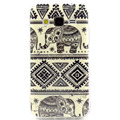 HL Bonito do Elefante de Borracha Macia TPU Case Capa para Samsung Galaxy Núcleo Prime G360 Mar17