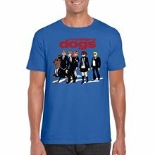 Reservoir Dogs Parody T-Shirt, Mystery Scooby Doo T-Shirt New T Shirts Funny Tops Tee Unisex