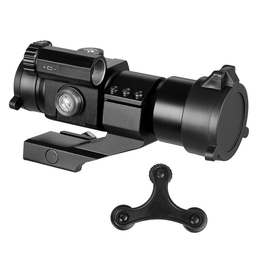 caca riflescopes 32mm m2 avistamento telescopio laser 04