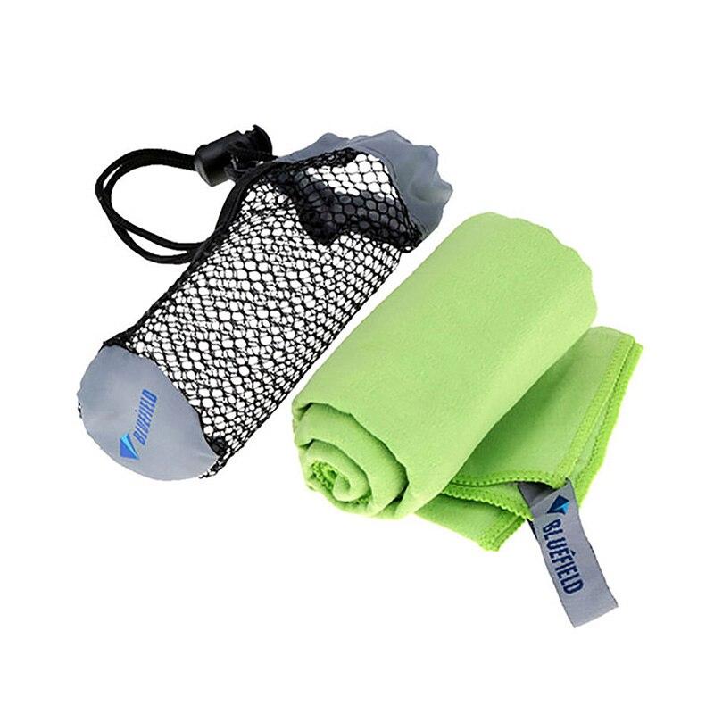 Фотография Сверхлегкое быстросохнущее полотенце