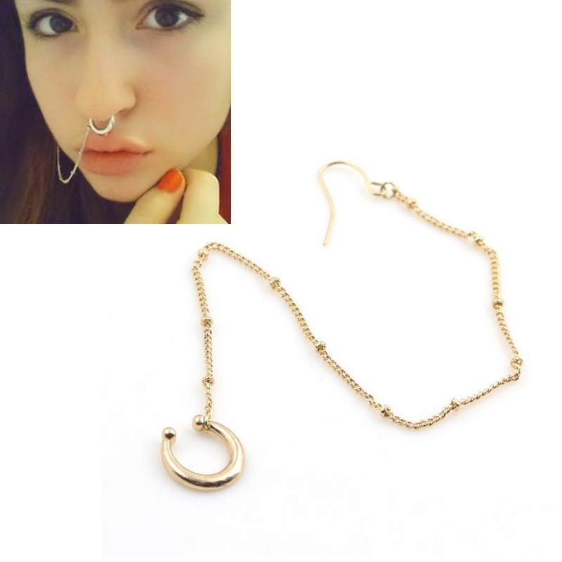 Top 10 Nose Rings And Ear Chain List And Get Free Shipping Cuvreovz 26