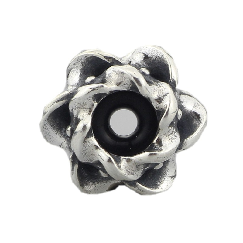 Spacer Charm Beads Genuine 925 Sterling Silver Jewellery Fits European Bracelets