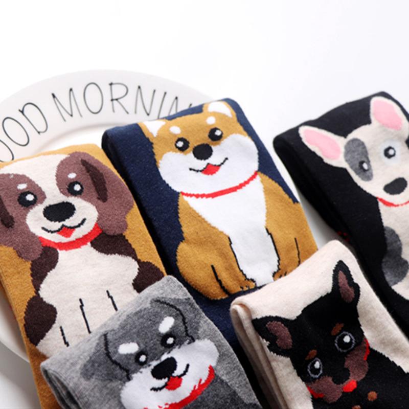 2019 New Fashion Cute Animal Cotton Socks Female Kawaii Summer Short Socks Slippers Women Casual Soft Funny Boat Socks Wholesale
