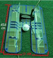 2017 Hot sale Golf miroir de formation mettre Alignment Eyeline New Aid pratique formateur Portable