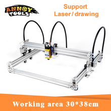 цена на 500mw/5500mw /15000mw 15W DIY Laser Engraver Machine A3 Engraving Machine Wood Router Mini Marking Machine Advanced Toys