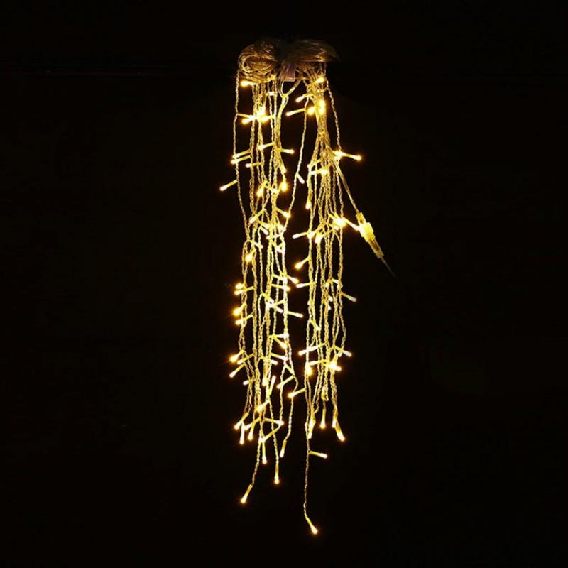 luzes iluminação do feriado negócio de natal