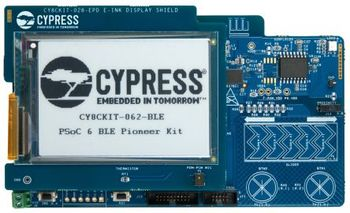 CY8CKIT-062-BLE Bluetooth development board
