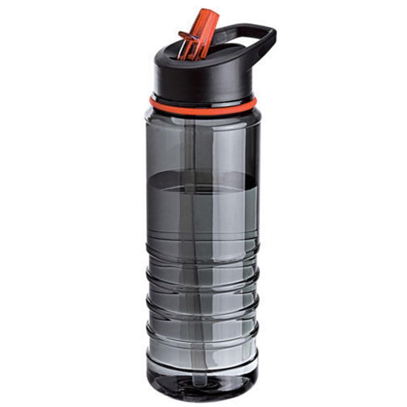 HTB1KTnPXJjvK1RjSspiq6AEqXXa2 750ML Outdoor Water Bottle Flip Tritan Straw Drinks Water Bottle Bike Drink Bottle  with Lid Hiking Camping Plastic water cup