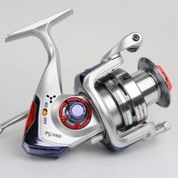 NEW Alarm Electric Spinning Fishing Reel FG3000 6000 Series Fishing Reel 5.0:1 8+1BB Bearing Balls Fishing Wheel Automatic Bear