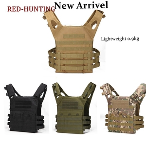 Image 1 - Men Huntung Vest Airsoft Sport Paintball Plate Carrier JPC Tactical Vest Military Army Combat Training Shooting Vest