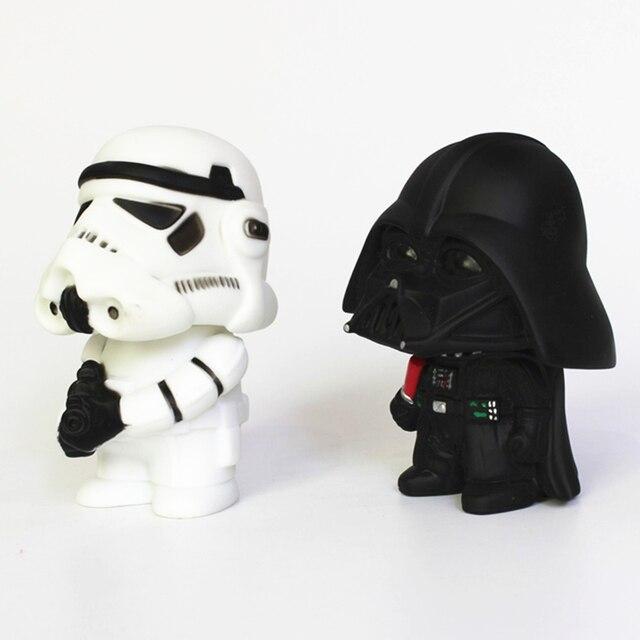 Star Wars Toy Action Figure Darth Vader Stormtrooper Model