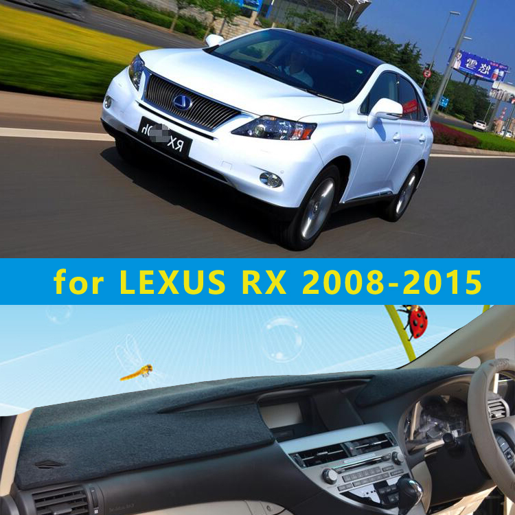 2011 Lexus Rx Interior: Dashmats Car Styling Accessories Dashboard Cover For Lexus