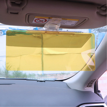 2 in 1 Day & Night Vision Anti Dazzling Mirror For Driver Anti Glare Mirror Car Sun Visor Driver Goggles Sunglasses Accessories