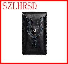 Для Huawei Ascend G7 Case, Портативный Универсальный PU Кожаный Потяните Tab мешок Спортивные Сумки Для Huawei Ascend G7 L01 L03 Телефон Case
