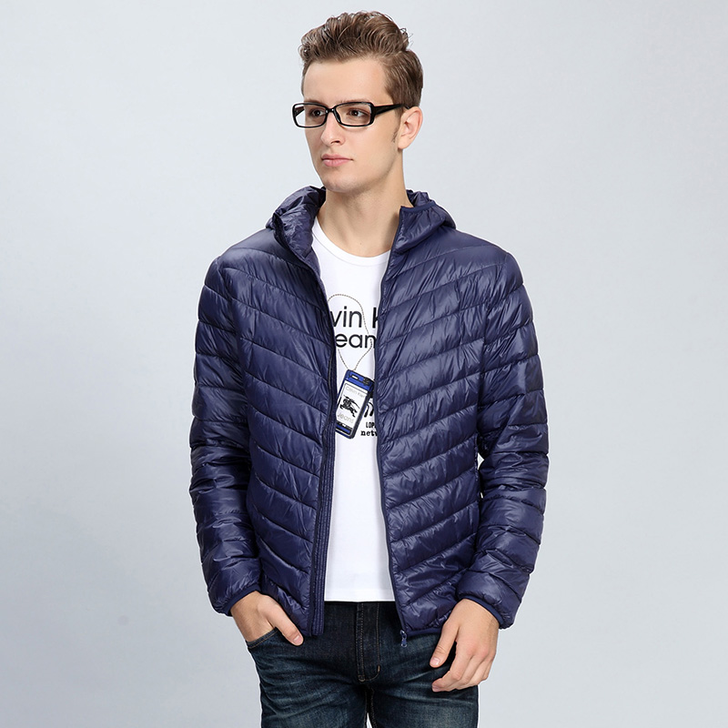Down Jacket Light Jacket To