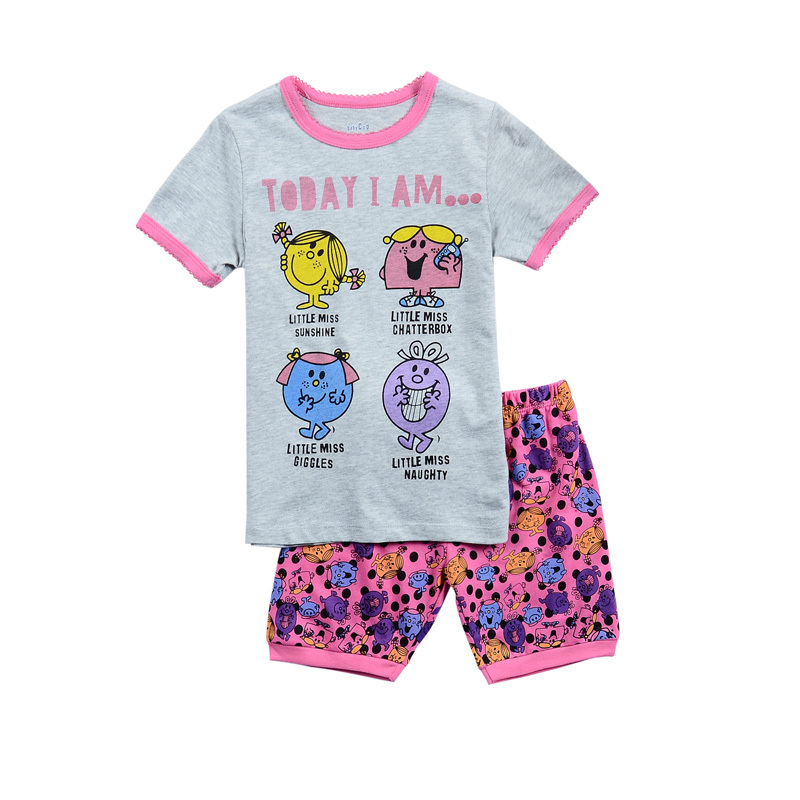 Aliexpress.com : Buy Retail NEW Cartoon Kids Pajamas Sets Children ...