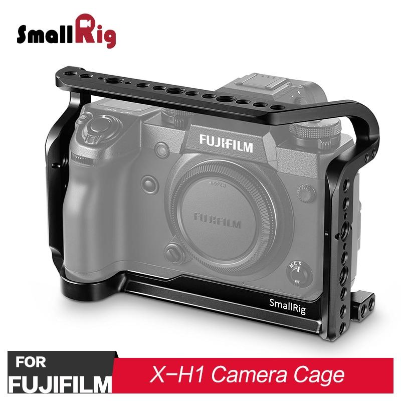 SmallRig DSLR Camera Cage for Fujifilm X-H1 Camera 2123SmallRig DSLR Camera Cage for Fujifilm X-H1 Camera 2123