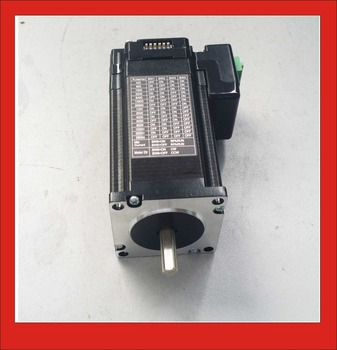 2 Phase Integrated Stepper Motor NEMA23 with Driver Box 24VDC 2.5A 1.9N.m Holding Torque PUL+DIR Control