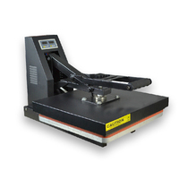 Dgt tshirt printing machine multifuncional t shirt mouse pad sublimation heat press printer 38*38 with high quality