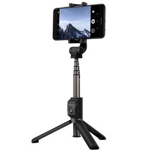 Image 3 - 원래 화웨이 명예 AF15/프로 블루투스 Selfie 스틱 삼각대 휴대용 무선 제어 Monopod 핸드 헬드 iOS/화웨이/Xiaomi