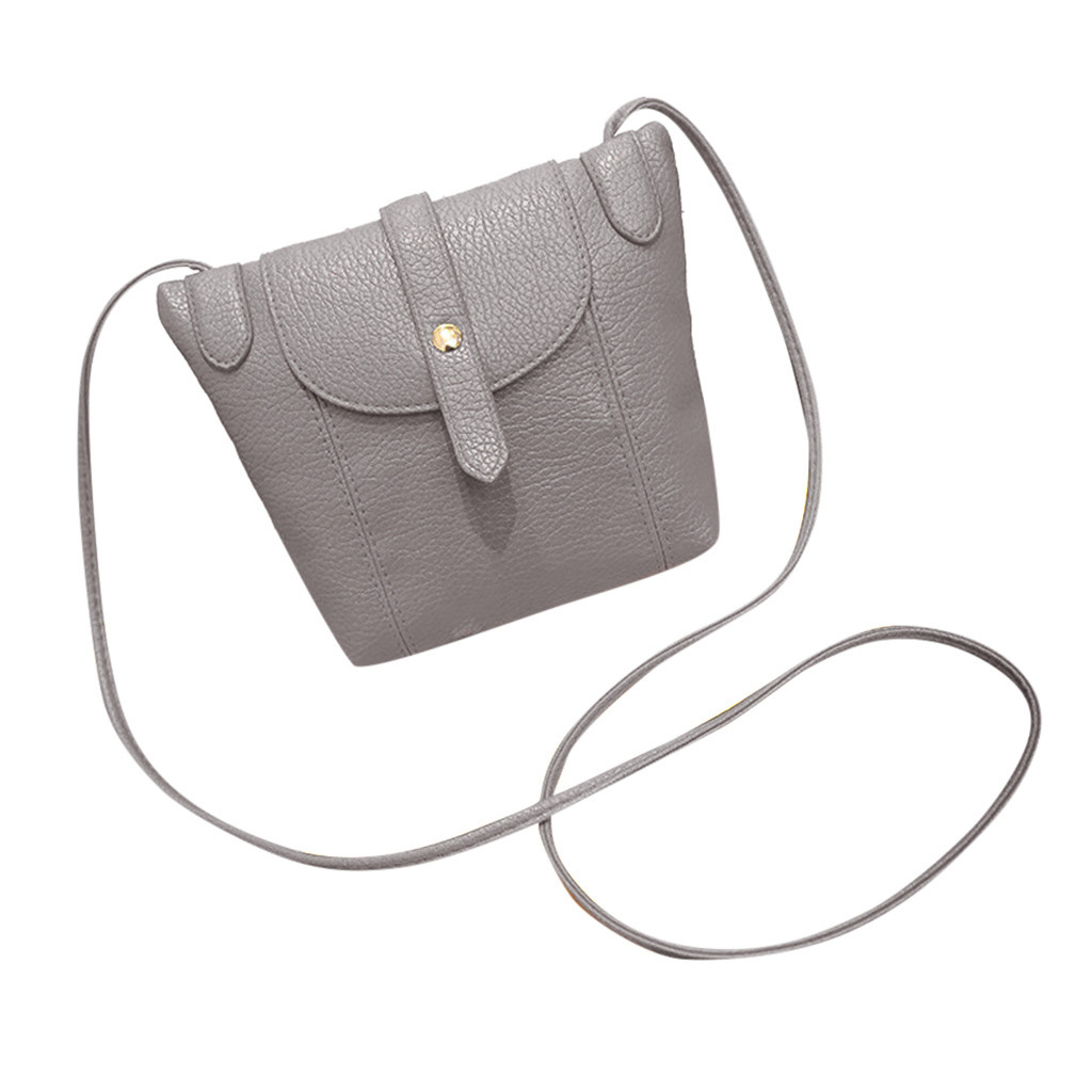 Women Leather Satchel Shoulder Bag Cross Body Messenger Tote Mini Handbag Bag for women сумка женская,Yellow