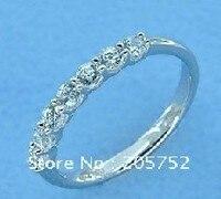 Female Egangement Ring Friendship Rings For Women Handmade Jewelry Wedding 925 Ring Band African Women Bestseller