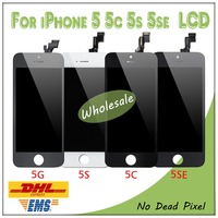 AAA LCD Display Touch Screen Digitizer For IPhone 5S 5C 5 4