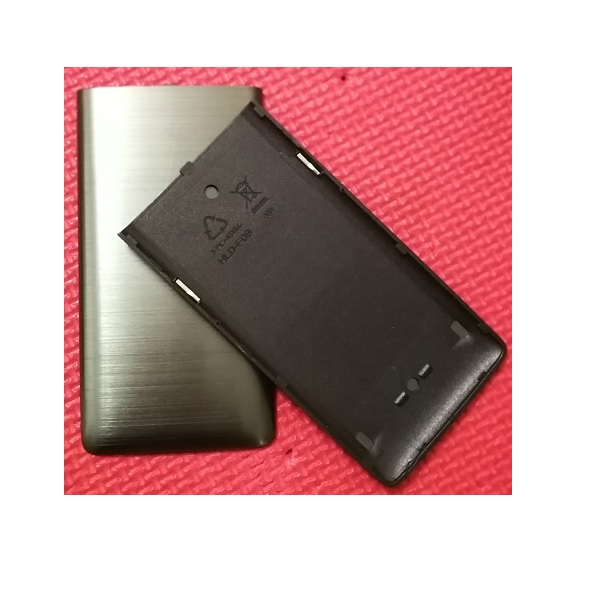PHIXFTOP original back housing for <font><b>Philips</b></font> <font><b>E570</b></font> Mobile battery cover for Xenium CTE570 phone cellphone image