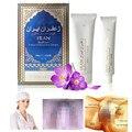 Crema de Azafrán iraní Blanco Blanco Crema Crema Picazón Genital Vulva leucoplasia Iran Antibacteriano Antiprurítico Reparación Crema