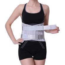 Waist Belt for Back Support Pain Posture Corrector Brace Lumbar Support Belt Medical Waist Trimmer Belt Corset(China)