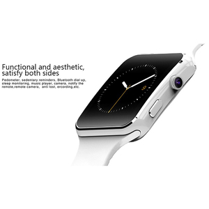 Image 4 - 2019 Smart Watch Support SIM TF Card h Camera Smartwatch Bluetooth Dial/with Camera Touch Screen For iPhone Xiaomi Android IOS