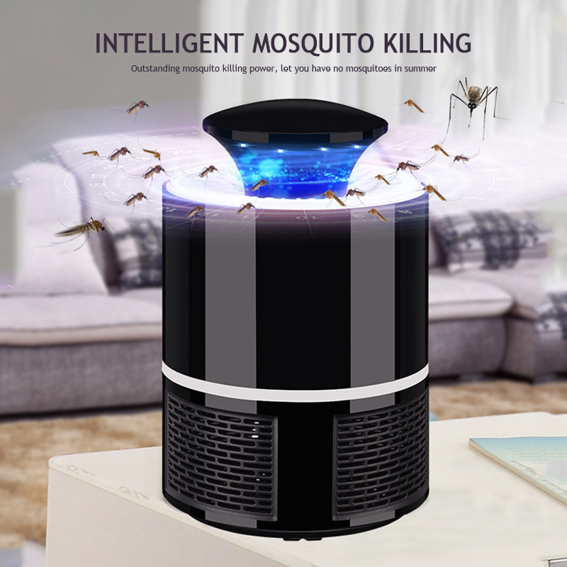 QYJSD LED Bug Killers Lamp Mosquito Killer USB Home Pest Control Anti Mosquito Light Outdoor Muggen Killer Bug Insect Lamps