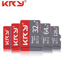 Gift Adapter KRY Memory Card 8GB 16GB 32GB 64GB 128GB SD Card Class 10 high quality TF Card For smartphone/Tablet/PC/camera gift adapter kry memory card 8gb 16gb 32gb 64gb 128gb sd card class 10 high quality tf card for smartphone tablet pc camera