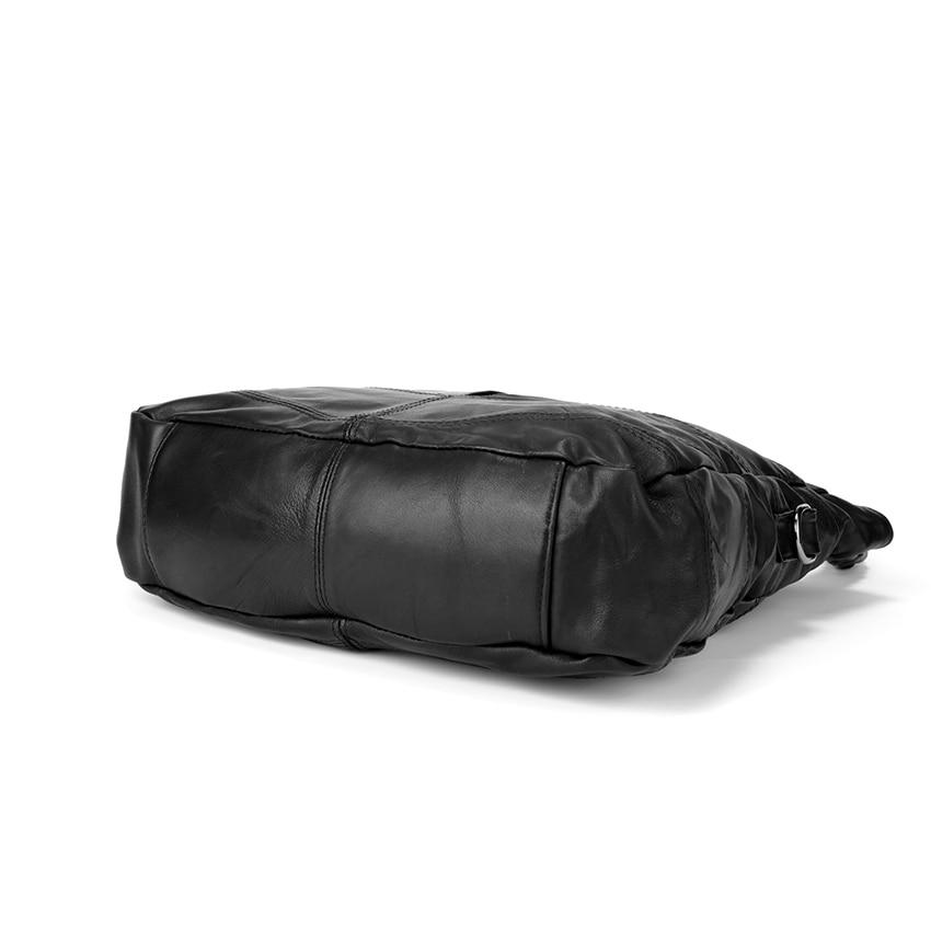 genuína mulheres de couro bolsa Main Material : Sheepskin Leather