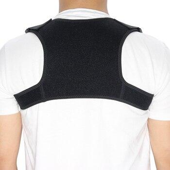 New Posture Corrector Back Support Belt Shoulder Bandage Corset Back Orthopedic Spine Posture Corrector Back Pain Relief