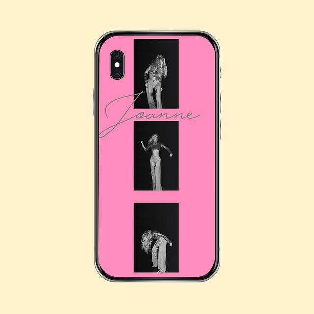 Lady GAGA Soft TPU Funny Case For iPhone