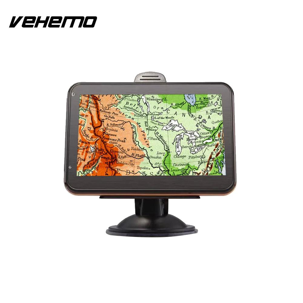 Vehemo 3D Live View Map Bluetooth Vehicle GPS Navigator GPS Navigator Camera Car Navigator Photography Electronic Album