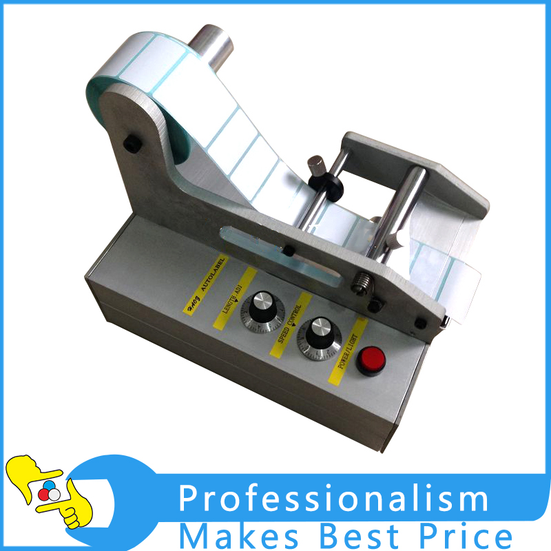 1Pcs Automatic Label Dispenser AL-080D Label Stripping Machine Stripper 220V High Quality 5pcsfree shipping pg 5 cable knife wire stripper for longitudinal circular stripping comm pvc lv mv cablesmax 25mm good quality