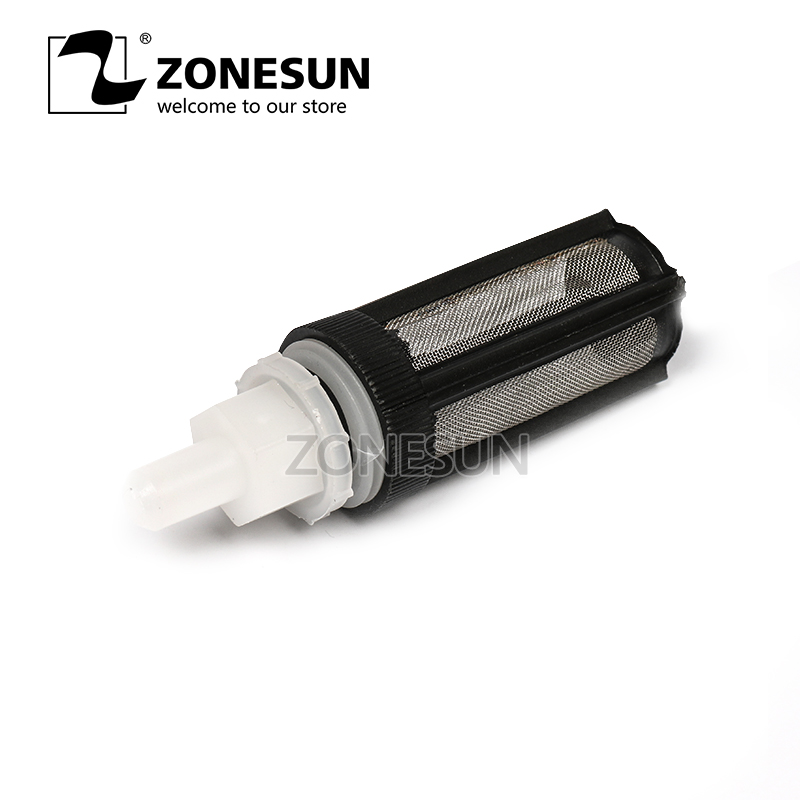 ZONESUN GFK-160 KC-280 Filter For Digital Filling Machine Filter Filler Filter