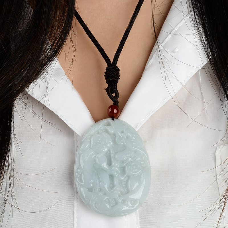 The implication rich ruyi natural a ruyi bat lucky pi xiu jade the implication rich ruyi natural a ruyi bat lucky pi xiu jade pendants genuine jade pendant in pendants from jewelry accessories on aliexpress aloadofball Images