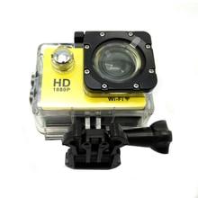 Promo offer Hot Sale Original  4 Colors SJ4000 Series 1080P HD 2.0″ SJ4000 & SJ4000 WIFI Action Camera Waterproof Camera Sport DV