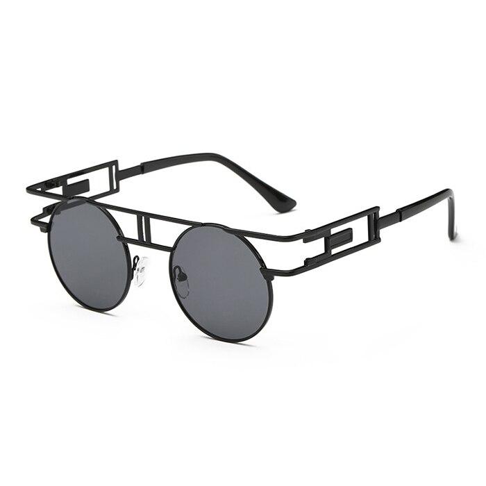 Victorylip Classic muškarci Vintage gotičke sunčane naočale, - Pribor za odjeću - Foto 5