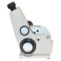 Рефрактометр Аббе 2WAJ монохроматический рефрактометр Цифровой рефрактометр Брикса лабораторное оптическое оборудование 1 шт.