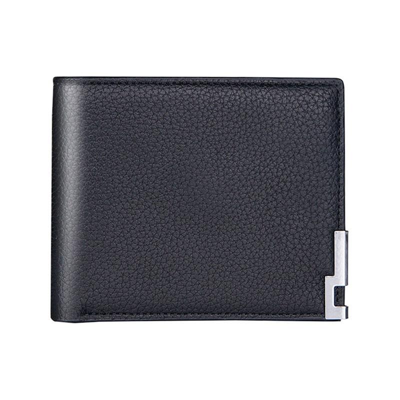 Men Wallet Purse Money-Coins Short-Design Fashion for Id-Card Portefeuille Homme New