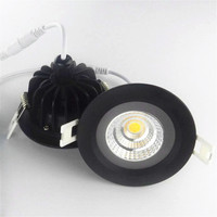 הגעה חדשה מחיר סיטונאי 15 W IP65 עמיד למים ניתן לעמעום led downlight עמעום אור ספוט led הוביל תקרת smd 15 W מנורת
